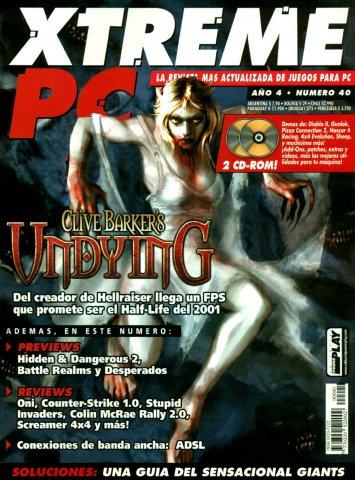 Xtreme PC 40 February 2001