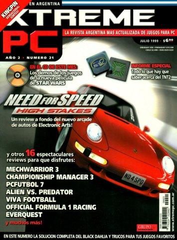 Xtreme PC 21 July 1999