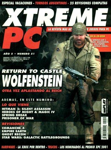 Xtreme PC 51 January 2002