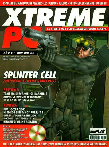 Xtreme PC 55 December 2002