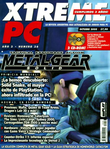 Xtreme PC 36 October 2000