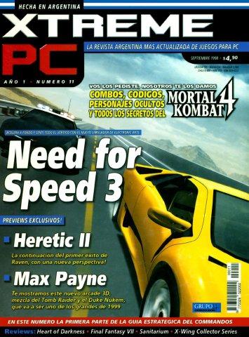 Xtreme PC 11 September 1998