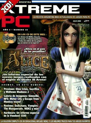 Xtreme PC 33 July 2000