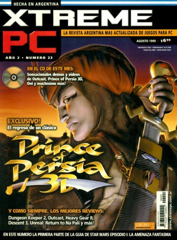 Xtreme PC 22 August 1999