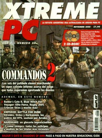 Xtreme PC 37 November 2000