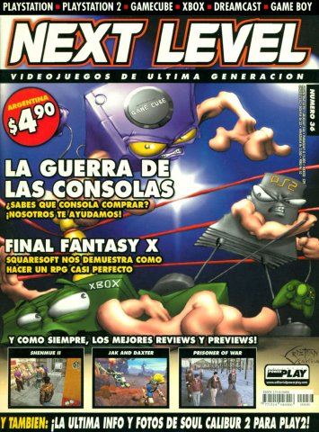 Next Level 36 January 2002