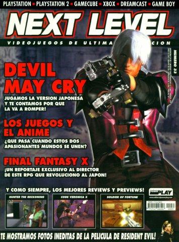 Next Level 33 October 2001