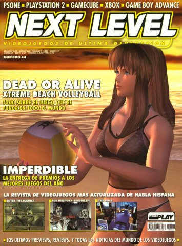 Next Level 44 March 2003