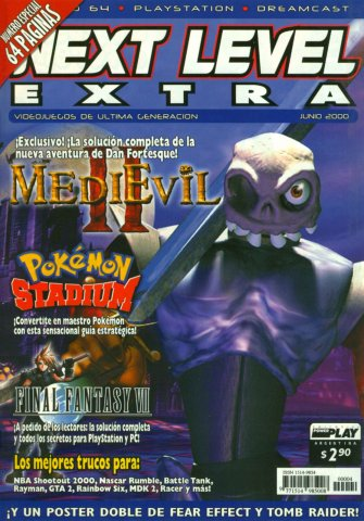 Next Level Extra 04 June 2000