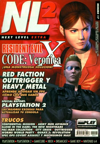 Next Level Extra 17 September 2001