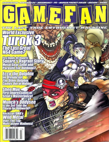 Gamefan Issue 79 March 2000 (Volume 8 Issue 3)