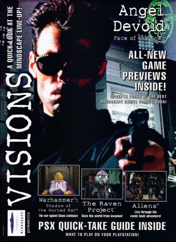Electronic Gaming Monthly Issue 077 Mindscape Visions Supplement