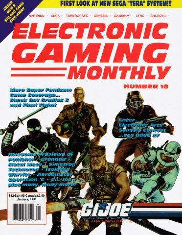 EGM 018 Jan 1991