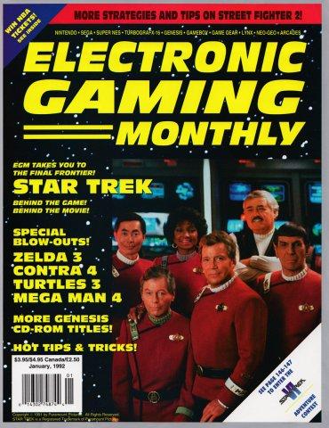 EGM 030 Jan 1992