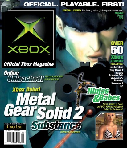 Official Xbox Magazine 009 August 2002