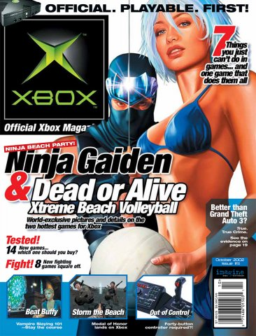 Official Xbox Magazine 011 October 2002