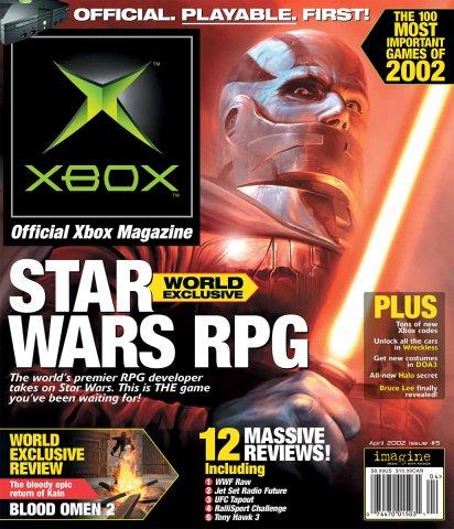 Official Xbox Magazine 005 April 2002