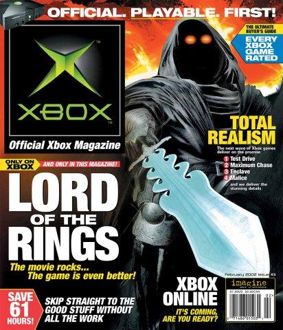 Official Xbox Magazine 003 February 2002