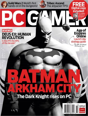 PC Gamer Issue 218 October 2011