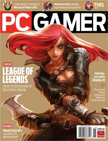 PC Gamer Issue 219 November 2011