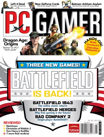 PC Gamer Issue 187 May 2009
