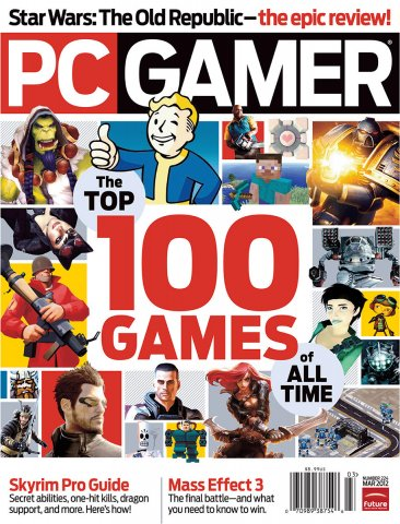 PC Gamer Issue 224 March 2012