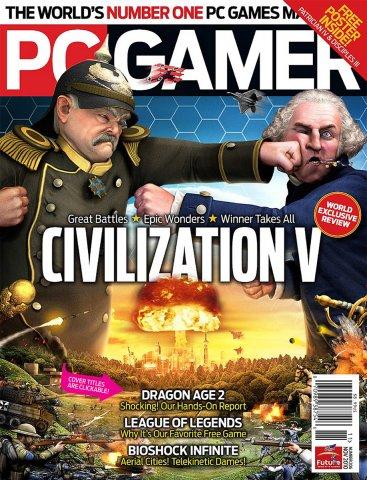PC Gamer Issue 206 November 2010