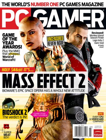 PC Gamer Issue 198 March 2010