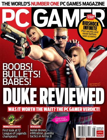 PC Gamer Issue 216 August 2011