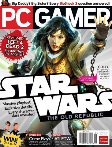 PC Gamer Issue 196 January 2010