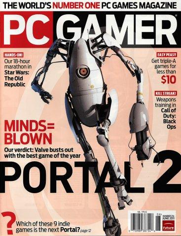 PC Gamer Issue 214 June 2011