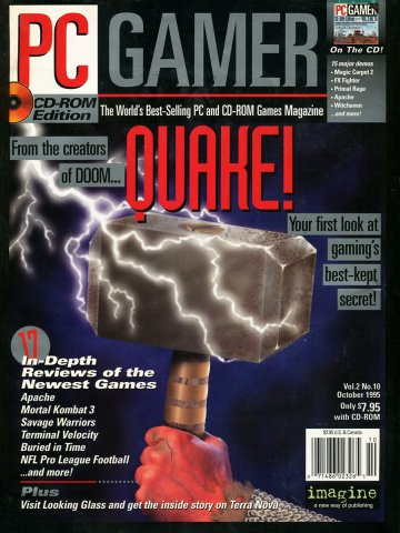 PC Gamer Issue 017 October 1995