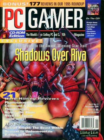 PC Gamer Issue 018 November 1995
