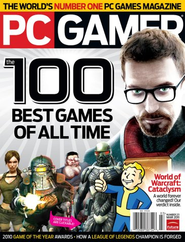PC Gamer Issue 211 March 2011