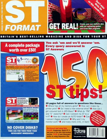 ST Format Issue 033 April 1992