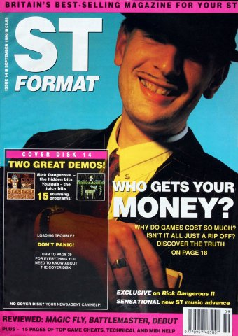 ST Format Issue 014 Sep 1990