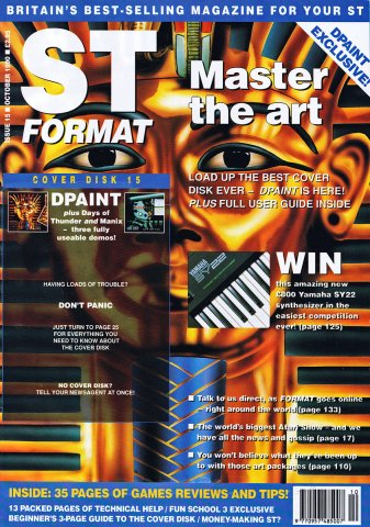 ST Format Issue 015 Oct 1990