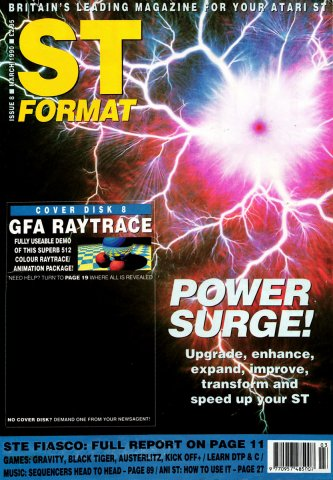 ST Format Issue 008 Mar 1990