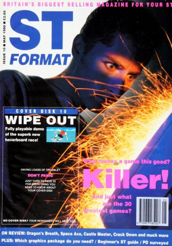 ST Format Issue 010 May 1990
