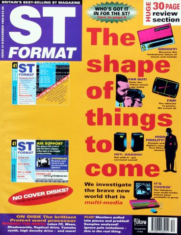 ST Format Issue 041 December 1992
