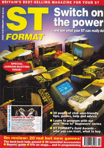 ST Format Issue 019 Feb 1991