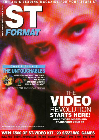 ST Format Issue 005 Dec 1989