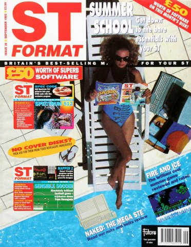 ST Format Issue 038 September 1992