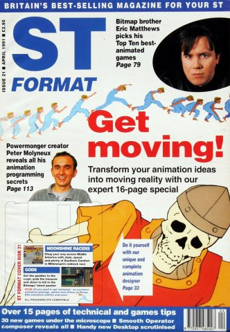 ST Format Issue 021 Apr 1991