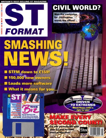 ST Format Issue 046 May 1993