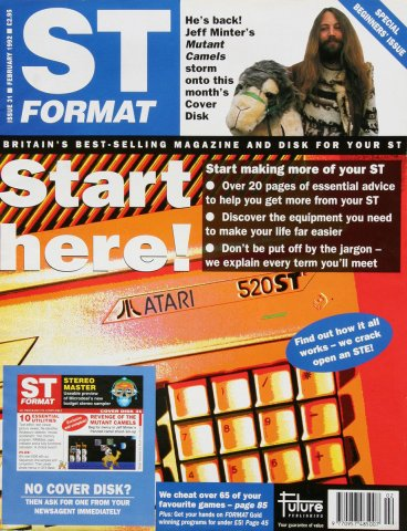 ST Format Issue 031 Feb 1992