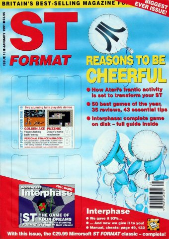 ST Format Issue 018 Jan 1991