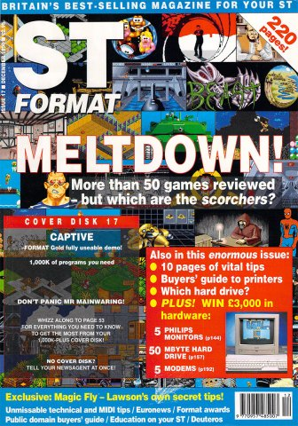 ST Format Issue 017 Dec 1990