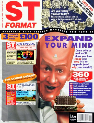 ST Format Issue 035 June 1992