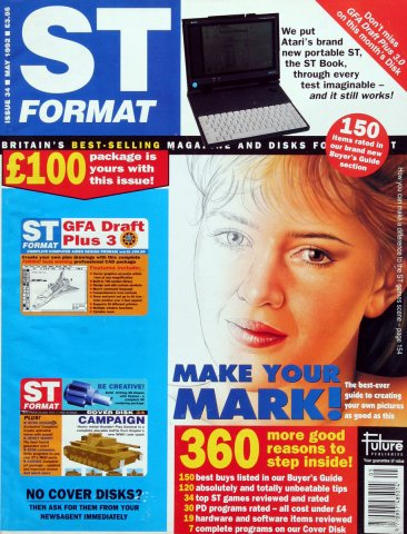 ST Format Issue 034 May 1992